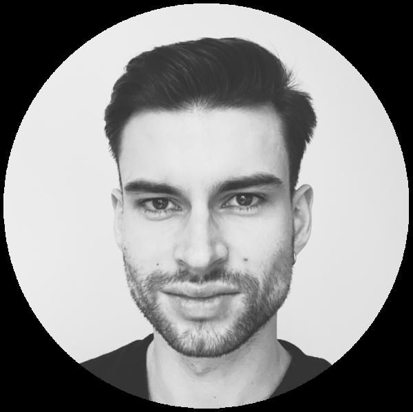 Bernard Zitzer Lifestyle Designer Portrait
